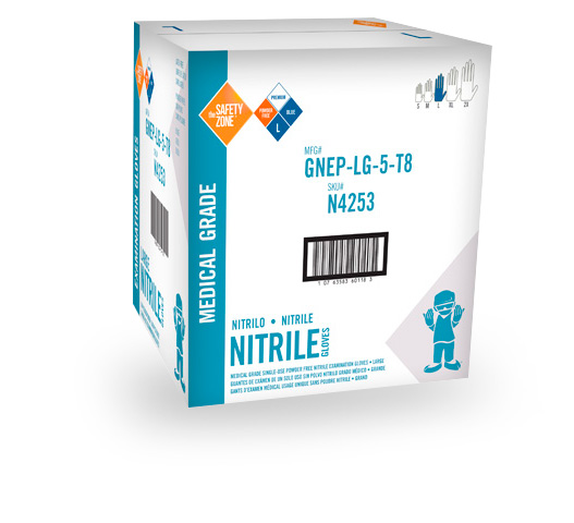 Safety Zone Nitrile Gloves Safety Zone